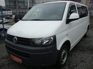 Volkswagen Transporter 2.0 TDi 103 kW LONG 8 míst minibus nafta