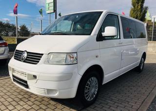 Volkswagen Transporter T5 96KW Long 9 míst VAN