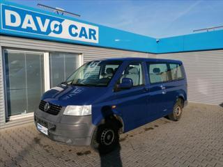 Volkswagen Transporter 1,9 TDI 75kW 9-míst Klimatizace minibus nafta