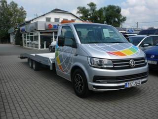 Volkswagen Transporter 2.5. TDI odtahový vůz
