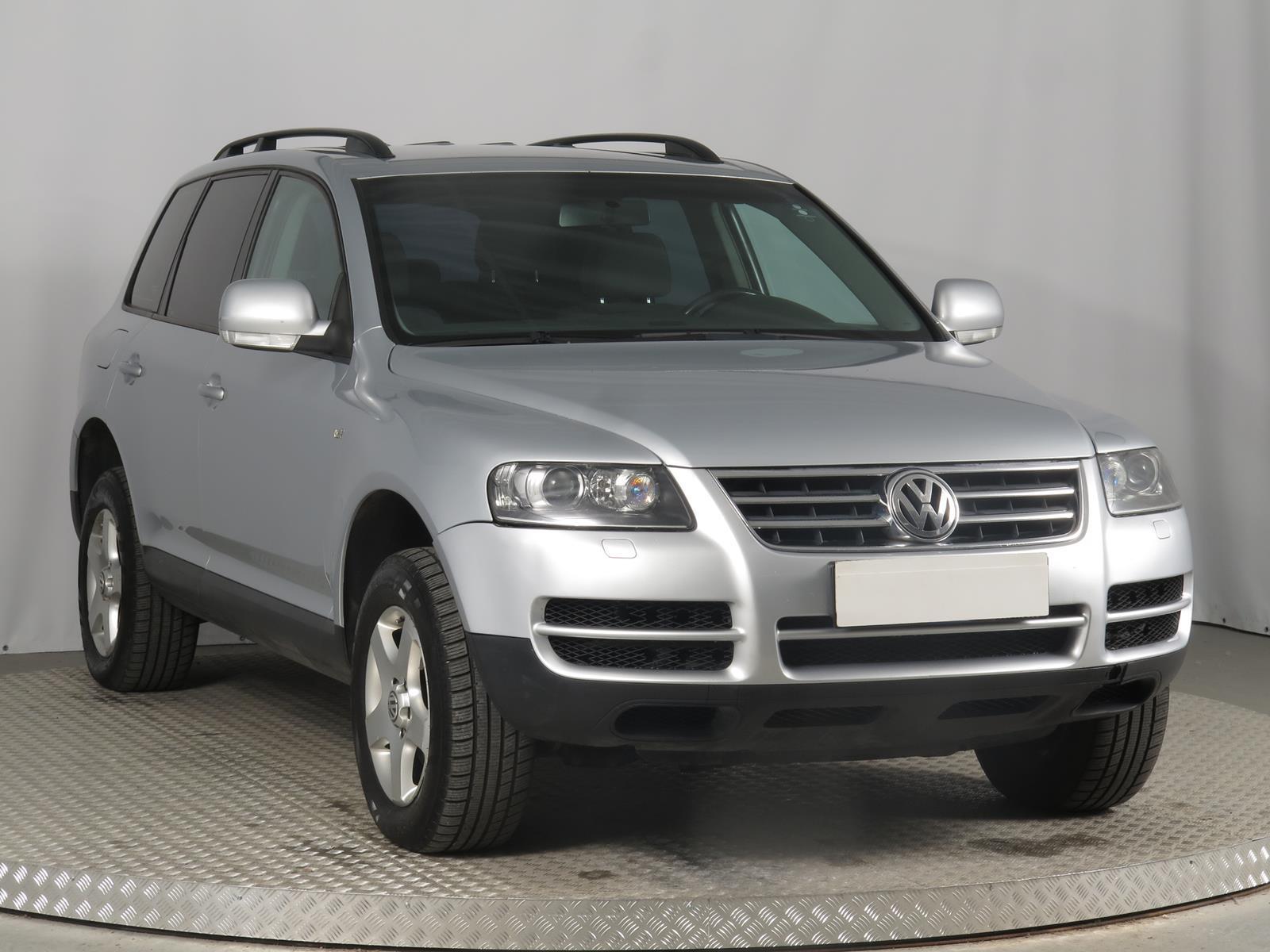 Volkswagen Touareg 2.5 R5 TDI 128kW SUV nafta