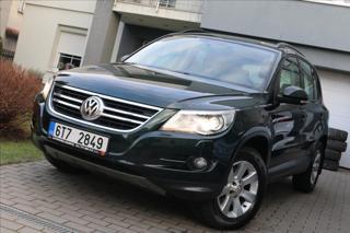 Volkswagen Tiguan 2,0 TSi 4 MOTION tempomat 1mČR SUV benzin