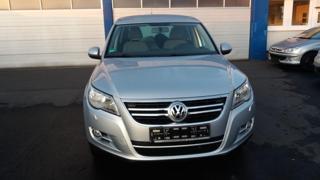 Volkswagen Tiguan 2.0 TDI 4x4 SUV