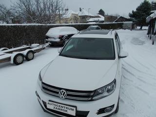 Volkswagen Tiguan 2,0TDI 4x4 panorama SUV