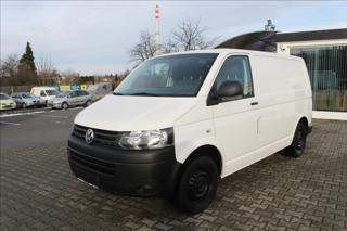 Volkswagen Transporter 2,0 TDi 75KW,SERVIS skříň nafta - 1