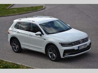 Volkswagen Tiguan 2.0 TDi Line SUV nafta
