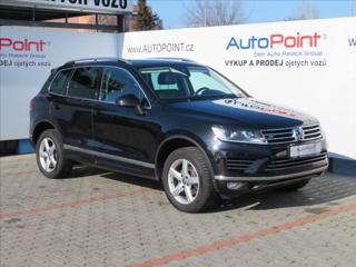 Volkswagen Touareg 3,0 TDI R-LINE,NAVI,VZDUCH,ČR SUV nafta