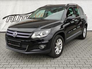 Volkswagen Tiguan 2,0 TDi HIGHLINE *XENON*NAVI*KEYLESS* SUV nafta