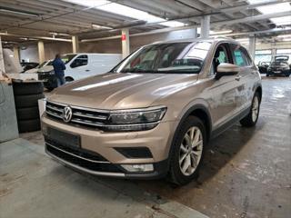 Volkswagen Tiguan 2,0 TDI 4Motion Highline 1.Maj DPH SUV nafta
