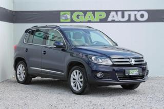 Volkswagen Tiguan 2.0TDi,ČR,1.maj.4-Motion SUV