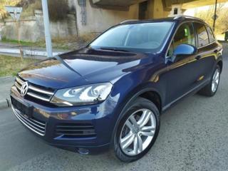 Volkswagen Touareg 3.0 TDi SUV nafta