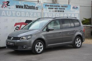 Volkswagen Touran 1.4TSi CNG 110kW+TEMPO+MANUÁL SUV