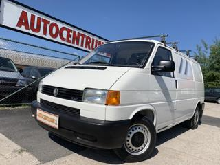 Volkswagen Transporter 2,5 TDI, 3 místa, závěs skříň