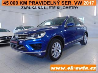 Volkswagen Touareg 3.0 TDI ZÁR.MOBILITY 45 000 KM SUV nafta