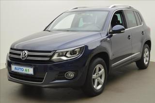 Volkswagen Tiguan 2,0 TDi 103kW 4X4 DSG WEBASTO SUV nafta