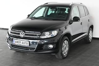 Volkswagen Tiguan 2.0TDI 103kW 4MOTION DIGIKLIMA Záru SUV