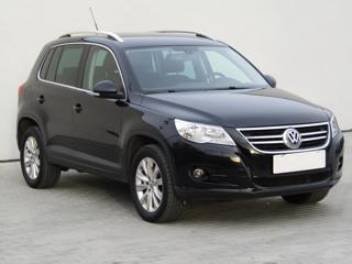 Volkswagen Tiguan 2.0 TDi, Serv.kniha, ČR SUV nafta
