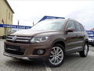 Volkswagen Tiguan 2,0 TDi *SERVISKA* MÁLO NAJETO SUV nafta