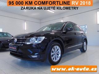 Volkswagen Tiguan 2.0 TDi Comfortline SUV nafta