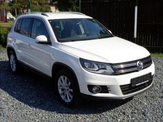 Volkswagen Tiguan 1,4 TSi SPORT&STYLE SUV benzin