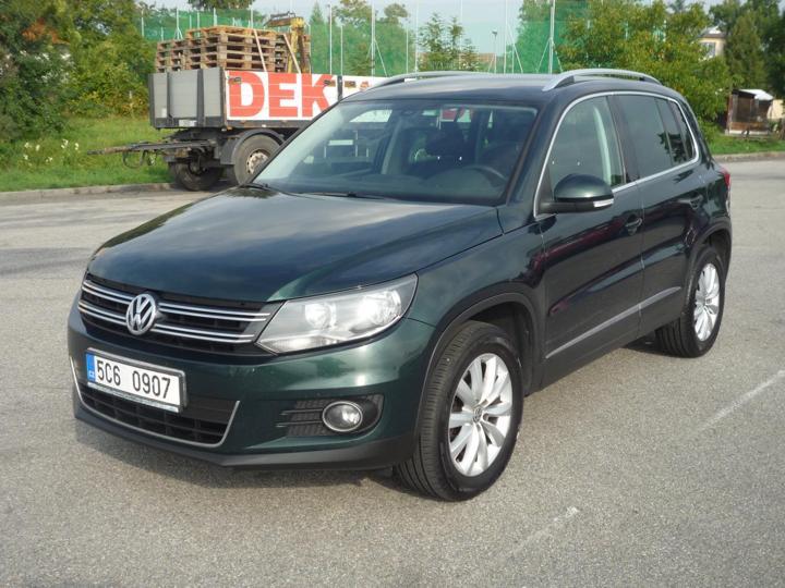 Volkswagen Tiguan 2,0TDi 103kW SUV