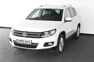 Volkswagen Tiguan 2.0 TDI 130 kW 4 MOTION Záruka až 4 SUV