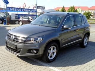 Volkswagen Tiguan 1,4 TSi/160PS 4mot *SERVIS VW* SUV benzin