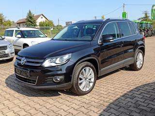 Volkswagen Tiguan 1.4TSi-90KW-DVD-NAVI-KŮŽE-XENONY- SUV