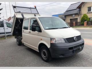 Volkswagen Transporter 1,9TDi 6mist , 175000km TOP sklápěč nafta