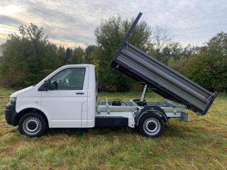 Volkswagen Transporter 2.0TDi novy 3S sklapeč TOP sklápěč nafta