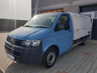 Volkswagen Transporter 2.0 CNG, popelářský sklápěč sklápěč CNG