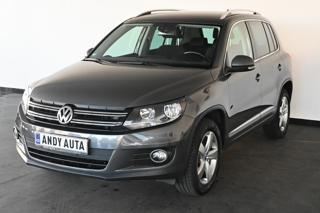 Volkswagen Tiguan 2.0 TDI 103 KW TAŽNÉ ZÁRUKA AŽ NA 4 SUV