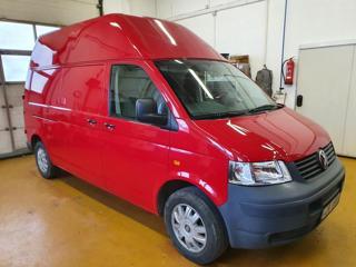 Volkswagen Transporter 2.5TDI 96KW L2 H3 TOP stav ! užitkové