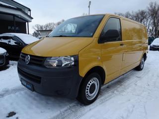 Volkswagen Transporter 2,0TDI DLOUHÝ L2H1 75KW REGÁLY TOP! užitkové