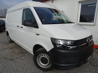 Volkswagen Transporter 2.0TDi,75kW,L2H2, 1majČR,serv.kn,DP užitkové