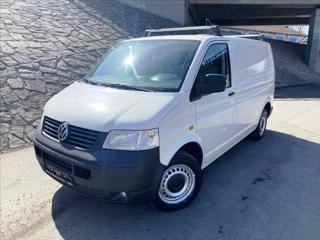 Volkswagen Transporter 2,5 TDI DPH TAŽNÉ SERVIS užitkové nafta