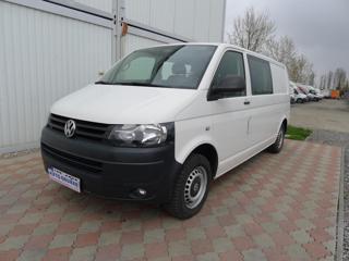 Volkswagen Transporter 2,0 TDI 5míst+Klima+Dílna Long užitkové