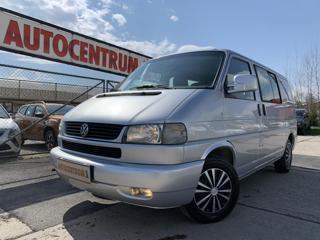 Volkswagen Transporter 2,5 TDI Comfortline 5 míst užitkové