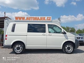 Volkswagen Transporter 2.5 TDi užitkové nafta