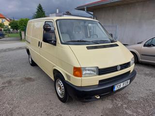 Volkswagen Transporter 2.5 TDI 75 KW užitkové
