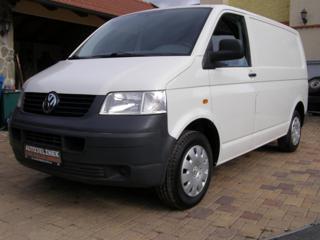 Volkswagen Transporter 1.9TDI 75kw 192000km užitkové