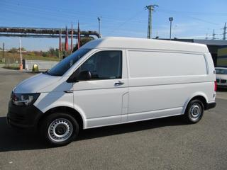 Volkswagen Transporter 2.0 TDi poj.dílna ČR 1.maj užitkové