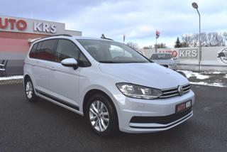 Volkswagen Touran 1,6TDi 115PS COMFORTLINE, Navi,Temp VAN
