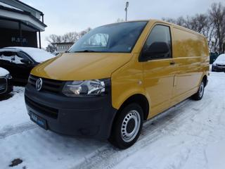 Volkswagen Transporter 2,0TDI DLOUHÝ L2H1 75KW REGÁLY TOP! VAN