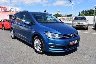 Volkswagen Touran 1,6TDi 115PS Comfortline,Navi,Kamer VAN