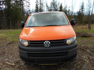 Volkswagen Transporter 2.0 TDI 75 KW 1.Majitel,Velice zach valník
