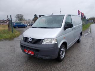 Volkswagen Transporter 1.9 TDi, 63 kW, Navi VAN