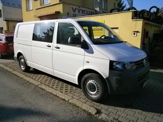 Volkswagen Transporter T5 2.0 TDI 75 KW 6 MÍST LONG VAN