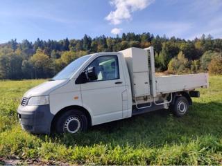 Volkswagen Transporter 2.5TDi TOP stav valník nafta