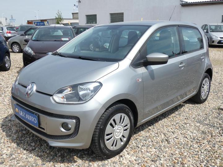 Volkswagen up! 1,0 MPi hatchback benzin